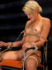 Dylan - Day TwoSexual Testing, Electricity, and Mummification Suspension